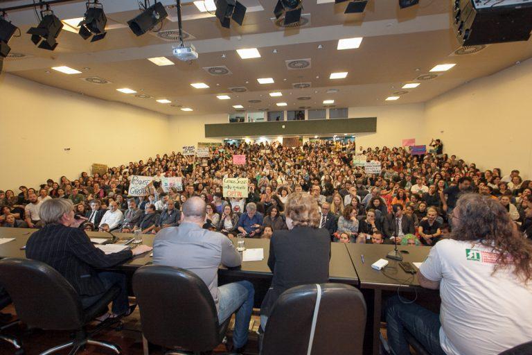 Situação financeira da Ufsc é tema de audiência pública na Alesc