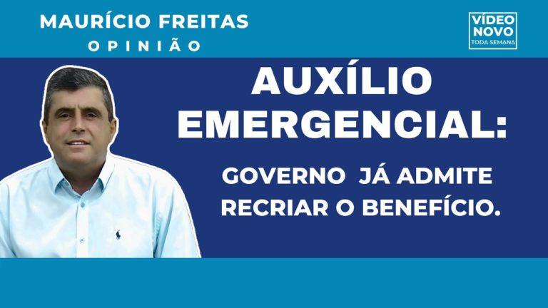 Auxílio emergencial prorrogado 2021