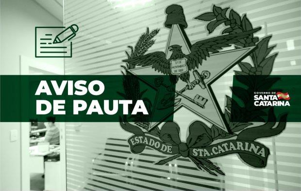 AVISO DE PAUTA: Governo do Estado lança programa SC Mais Moradia para combater déficit habitacional